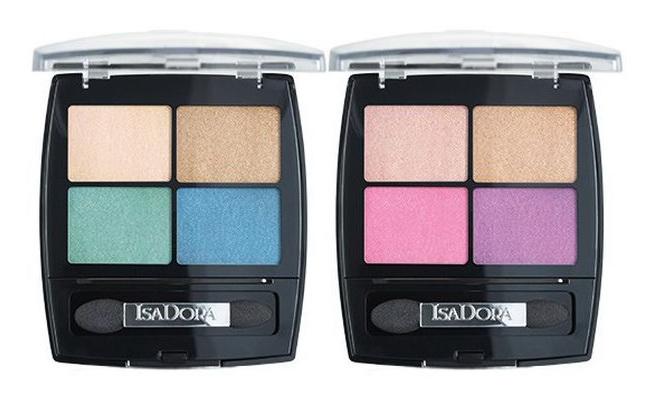 Isadora-2015-Eye-Shadow-Quartet 1