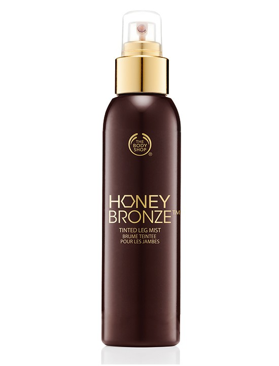 The-Body-Shop-Summer-2015-Honey-Bronze-Collection-Tinted-Leg-Mist