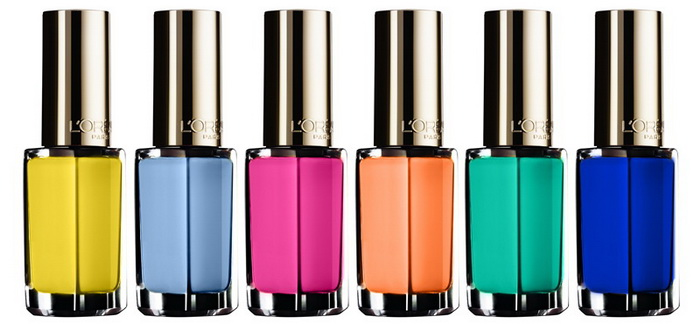 L'Oreal-Paris-Summer-2015-Makeup-Collection-Color-Riche-The-enamel-Supergraphic-Pops