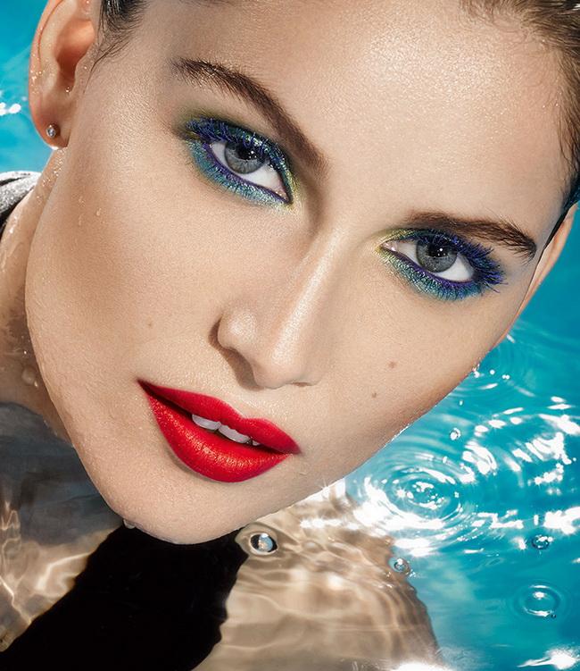 L'Oréal-Paris-Summer-2015-Aquatic-Look-Collection 1