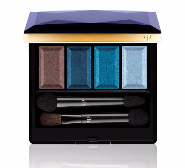 Cle-de-Peau-Fall-Winter-2015-Venitienne-Collection-Eyeshadow-312-Blue-Lagoon