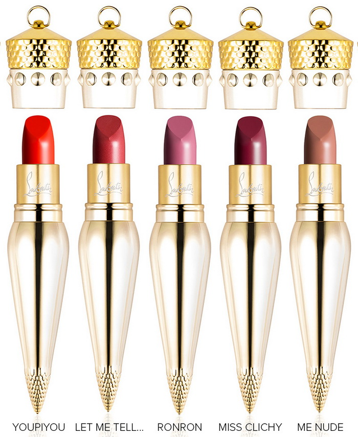Christian-Louboutin-Fall-2015-Lip-Colour-Collection-Silky-Satin-Lip-Colour 2
