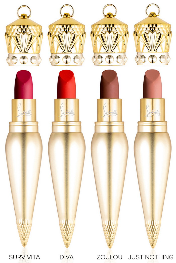 Christian-Louboutin-Fall-2015-Lip-Colour-Collection-Velvet-Matte-Lip-Colour 1