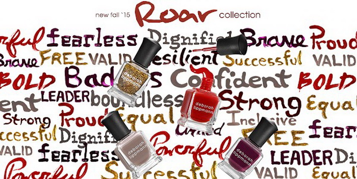 Deborah-Lippmann-Fall-2015-Roar-Collection 1-