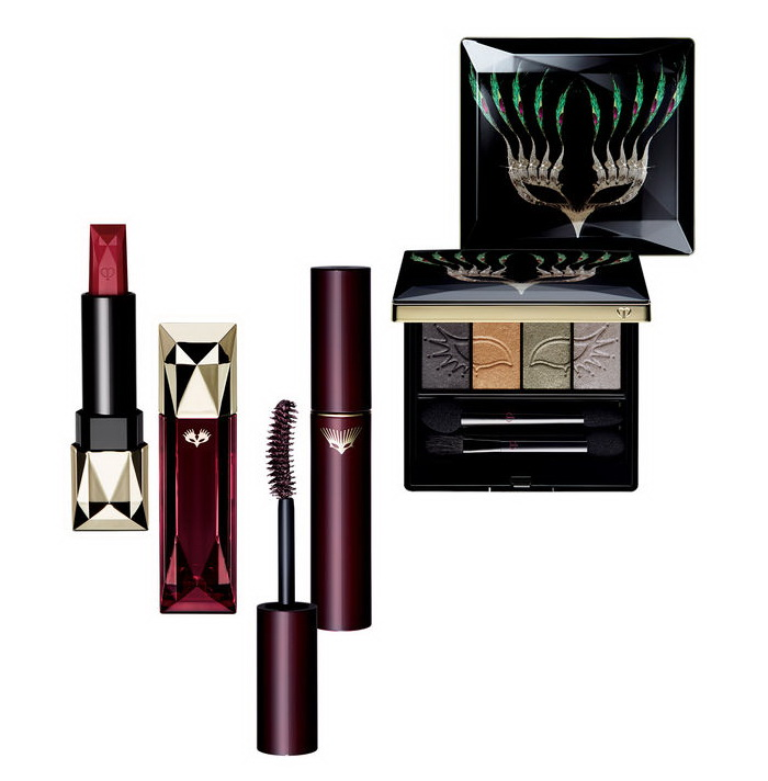 Cle-de-Peau-Holiday-2015-2016-Beaute-Bal-Masque-Collection-Makeup-Coffret-de-Couleurs