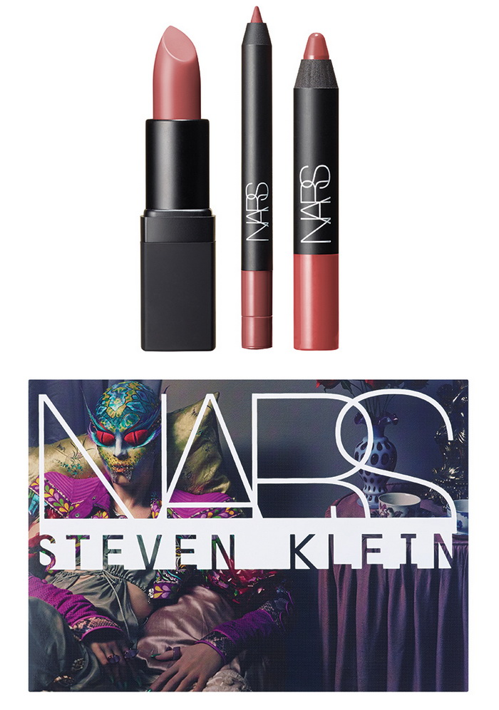 Nars-Holiday-2015-2016-Steven-Klein-Collection-A-Woman's-Face-Nude-Lip-Set