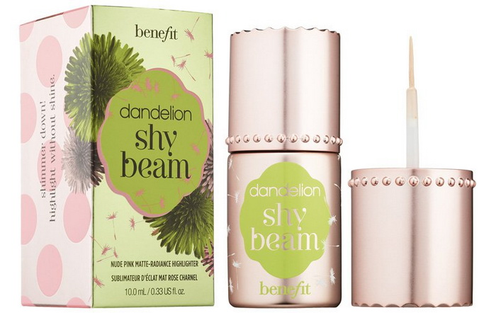 Benefit-Spring-2016-Dandelion-Shy-Beam-Highlighter