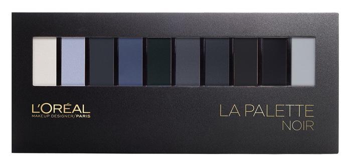 L'Oreal-Spring-2016-La-Palette-Noir-Eyeshadow-Palette