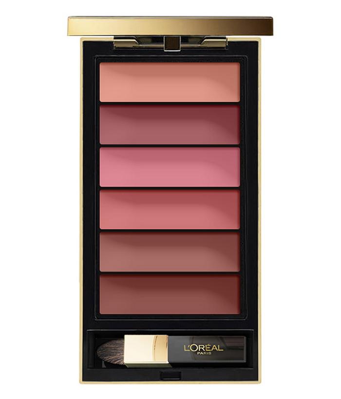 L'Oreal-Paris-Spring-2016-Colour-Riche-Lip-Palette 1