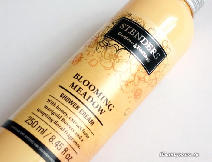 Stenders-Blooming-Meadow-Shower-Cream-Review 1