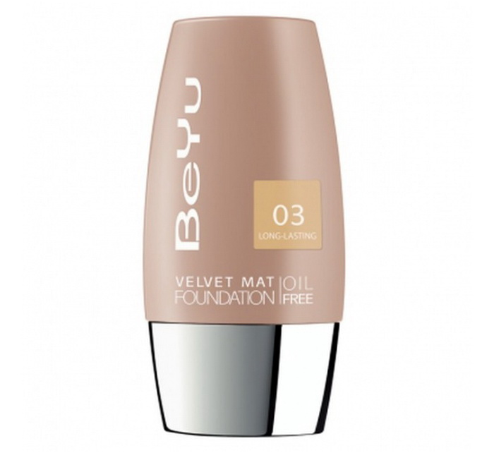BeYu-Spring-Summer-2016-Honolulu-Happiness-Makeup-Collection-Velvet-Matt-Foundation