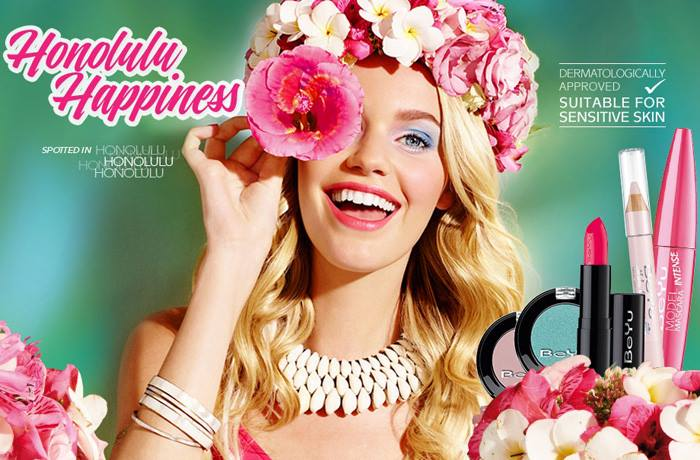 BeYu-Spring-Summer-2016-Honolulu-Happiness-Makeup-Collection