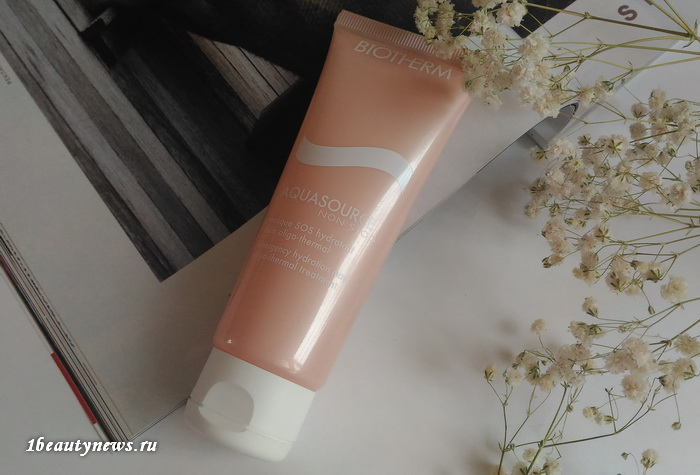 Biotherm-Aquasource-Non-Stop-Emergency-Hydration-Masque-Review 2