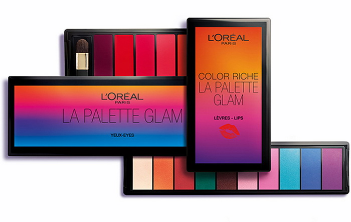 L'Oreal-Paris-Summer-2016-Summer-Glam-Makeup-Collection 2
