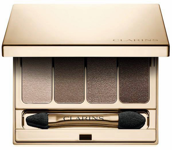 Clarins-Fall-2016-Volume-Makeup-Collection-4-Colour-Eyeshadow-Palette 3
