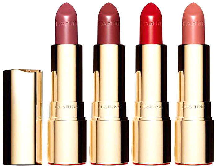 Clarins-Fall-2016-Volume-Makeup-Collection-Joli-Rouge-Lipstick