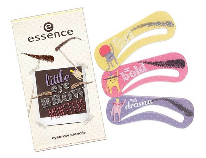 Essence-Summer-2016-Little-Eyebrow-Monsters-Collection-Eyebrow-Stencils