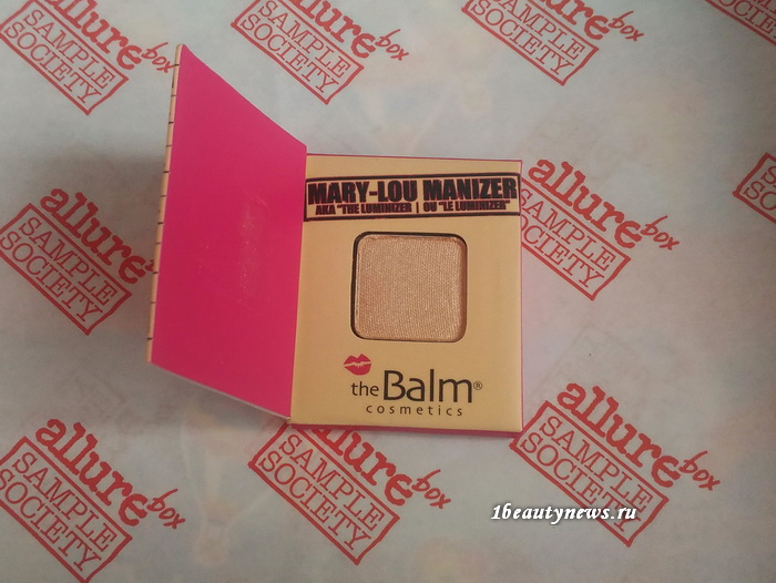 Allurebox-July-6-2016-Review-The-Balm-Mary-Lou-Manizer 2