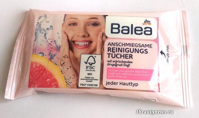 Balea-Anschmiegsame-Reinigungs-Tücher-Review 1
