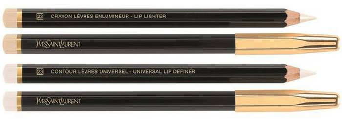 YSL-Fall-2016-Vernis-A-Levres-Vinyl-Cream-Makeup-Collection-Dessin-Des-Levres-Lip-Liner-Pencil