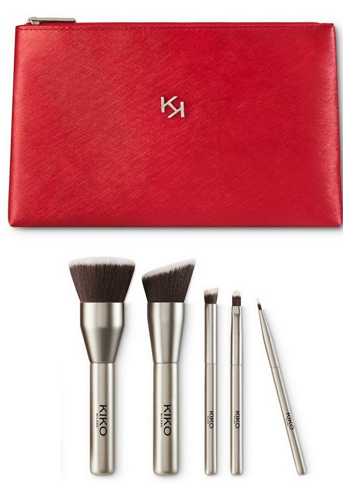 kiko-milano-christmas-holiday-2016-2017-makeup-collection-professional-brush-kit