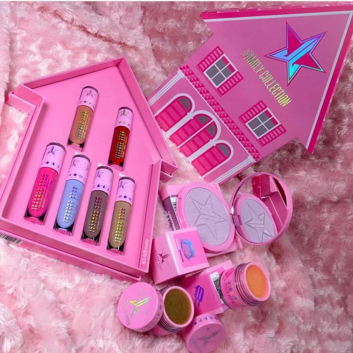 Новая коллекция макияжа Jeffree Star Family Collection