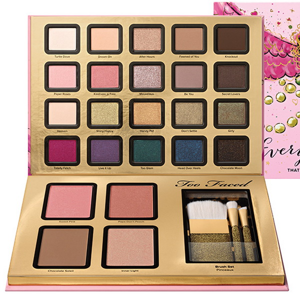 Too-Faced-Holiday-2014-2015-What-Pretty-Girls-Are-Made-Of-Makeup-Collection-Everything-Nice-Palette 1
