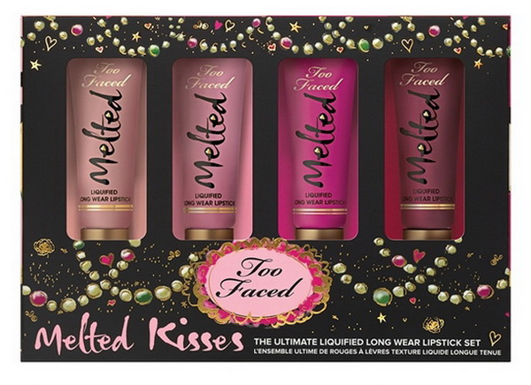 Too-Faced-Holiday-2014-2015-What-Pretty-Girls-Are-Made-Of-Makeup-Collection-Melted-Kisses 1