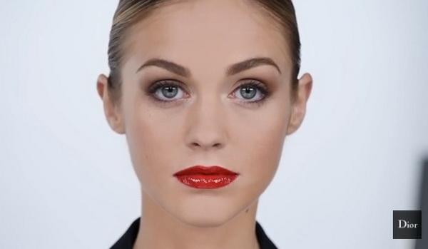 Dior-Rouge-Dior-Brillant-999- Application-Secrets