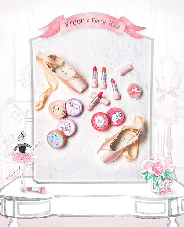 Etude-House-Spring-2015-Dreaming-Swan-Collection 1