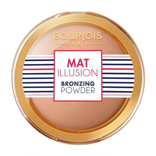 Bourjois-Summer-2015-Parisian-Summer-Look-Matt-Illusion-Bronzing-Powder
