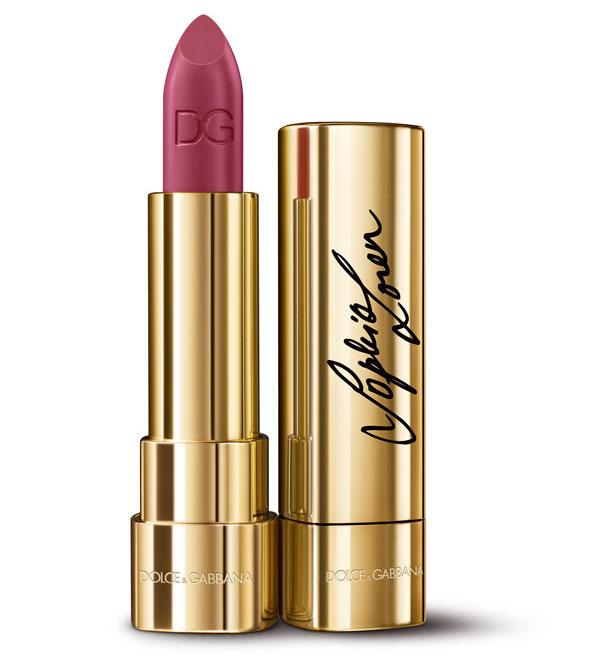 Dolce-Gabbana-Sophia-Loren-No.1-Lipstick 1