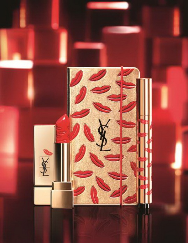 YSL-Holiday-2015-Kiss-and-Love-Collection 1