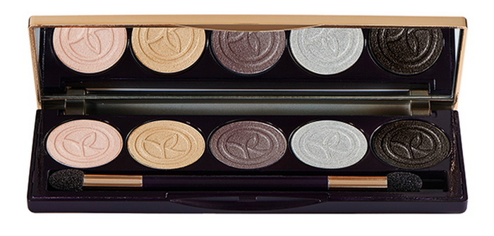 Yves-Rocher-Holiday-2015-2016-Makeup-Collection-Couleurs-Nature-Eyeshadow-Palette 1