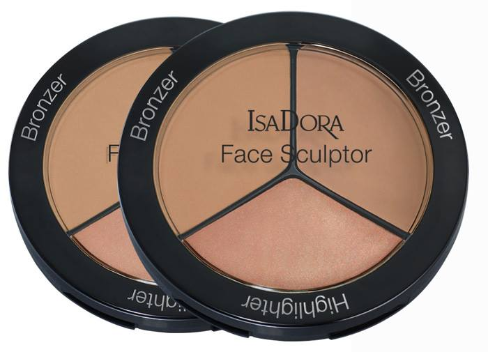 Isadora-Summer-2016-SunKissed-Makeup-Collection-Face-Sculptor-Bronze