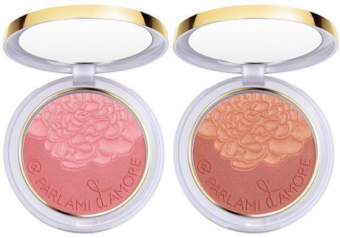 Collistar-Fall-Winter-2016-Parlami-d'Amore-Makeup-Collection-Parlami-d'Amore-Blusher -Eye-Shadow-Duo-Light-Colour