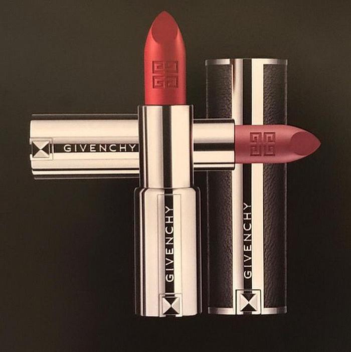 Givenchy Le Rouge Intense Color Sensuously Mat Lipstick