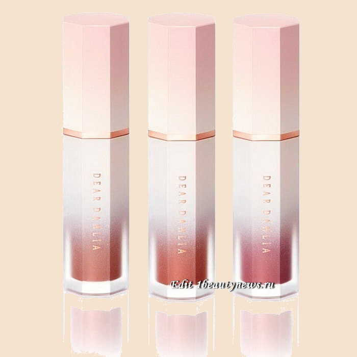 Dear Dahlia Blooming Edition Petal Touch Plumping Lip Velour Spring 2021