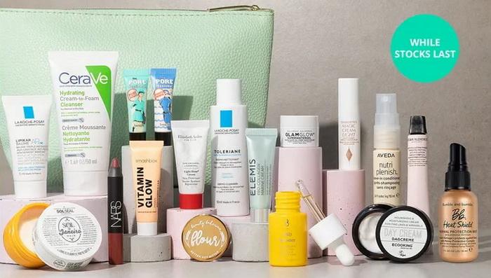 Новый гуди бэг Feelunique Spring Specials Beauty Bag 2021