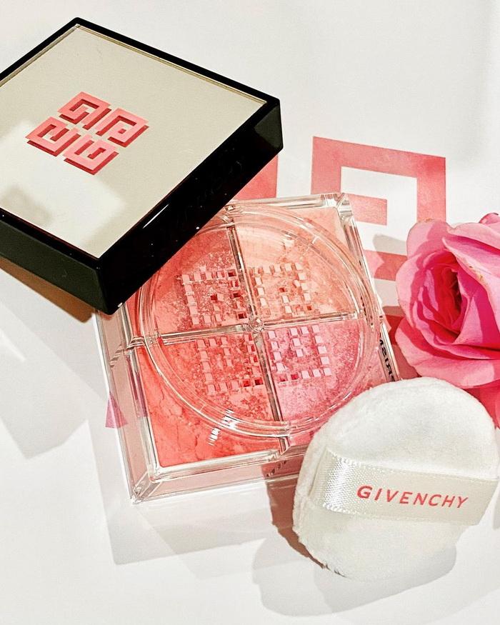 Givenchy Prisme Libre Blush Summer 2021