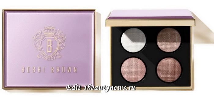 Bobbi Brown Pink Glow Luxe Eyeshadow Palette Summer 2021