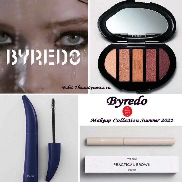 Новая коллекция макияжа Byredo Makeup Collection Summer 2021