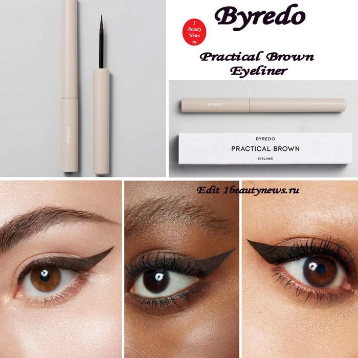 Byredo Practical Brown Eyeliner