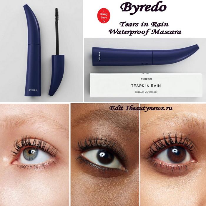 Byredo Tears in Rain Waterproof Mascara