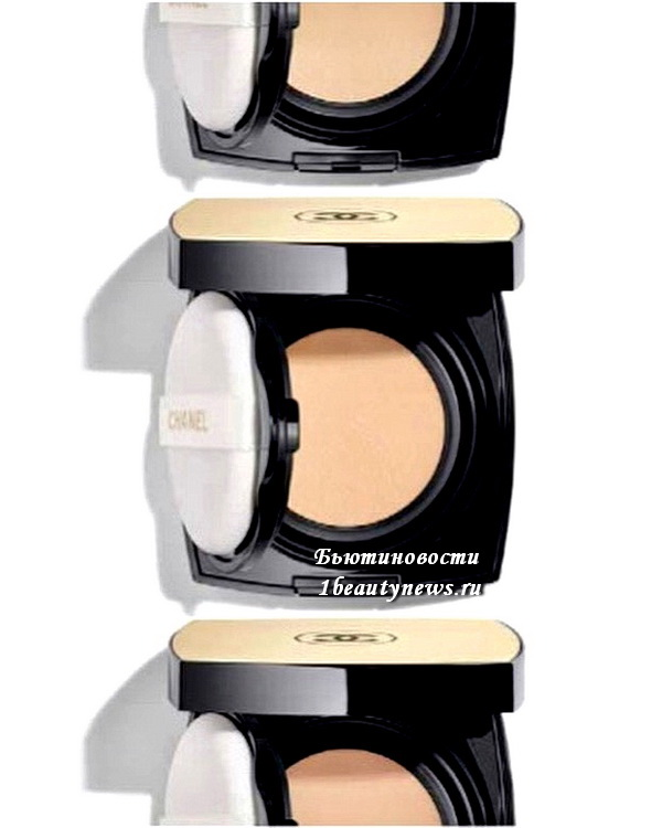 Chanel Les Beiges Healthy Glow Foundation Summer 2021