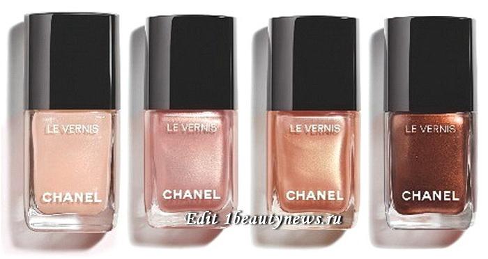 Chanel Les Beiges Le Vernis Summer 2021