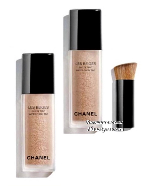 Chanel Les Beiges Water-Fresh Tint Summer 2021
