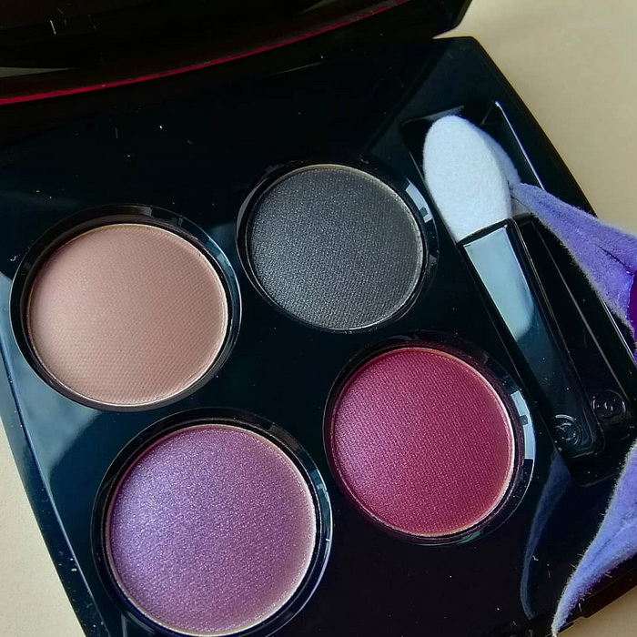 Chanel Makeup Collection Summer 2021 - Les 4 Ombres Eyeshadow Palette