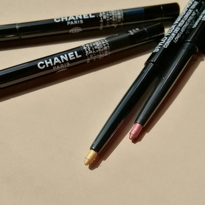 Chanel Makeup Collection Summer 2021 - Stylo Yeux Waterproof
