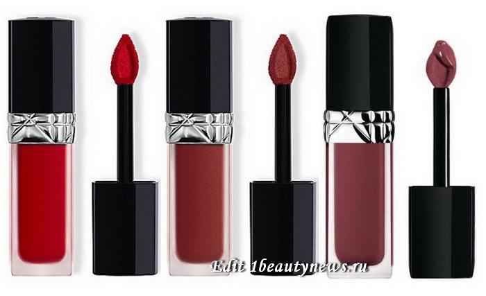 Dior Rouge Dior Forever Liquid Lipstick 2021